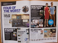 PC Zone Issue 225 The Best (and worst) Page 1