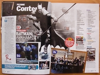 PC Zone Issue 225 Contents Page