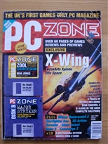 PC Zone Issue 1 Front Cover