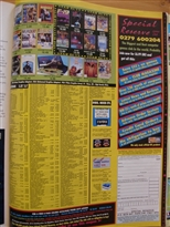 PC Zone Issue 1 Software Ad