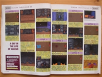 PC Zone Issue 1 Ultima Underworld II Review Page 2