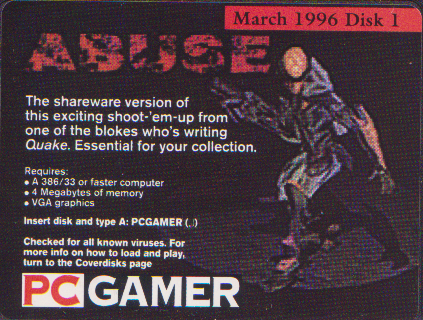 PCG_March1996_Disk01_label