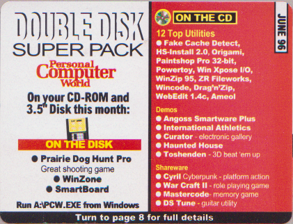 PCW_June1996_Disk1_label